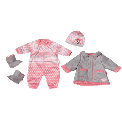 Baby Annabell Deluxe Set Cold Days