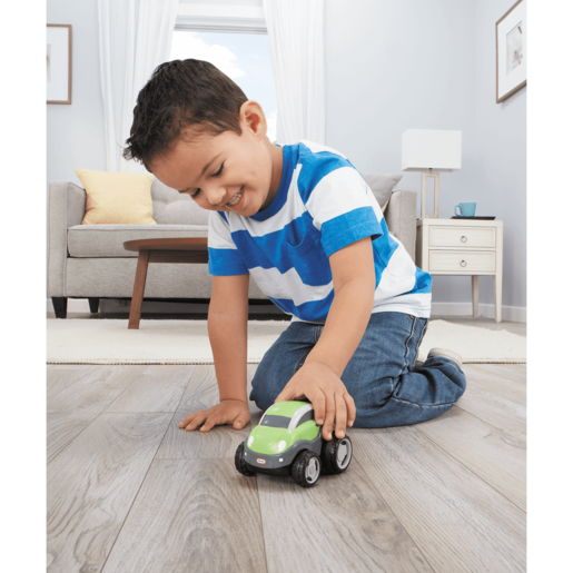 Little Tikes Stunt Cars - Green