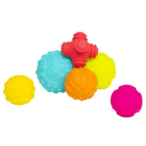 Playgro Textured Sensory Balls from TheToyShop