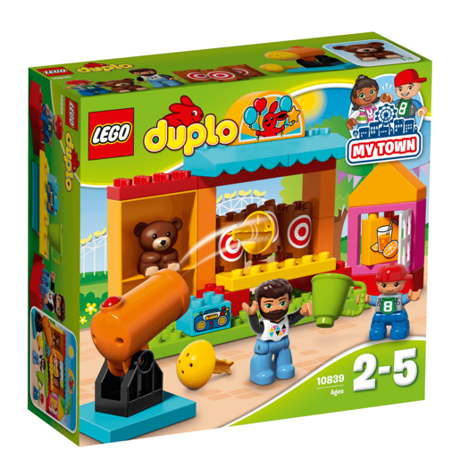 LEGO Duplo Shooting Gallery 10839