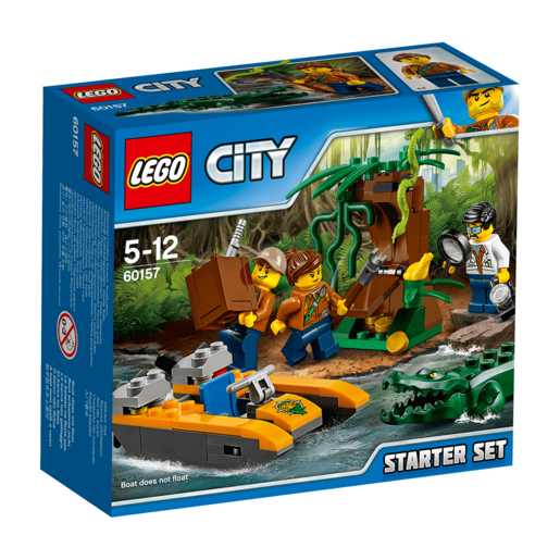 LEGO City Jungle Starter Set - 60157