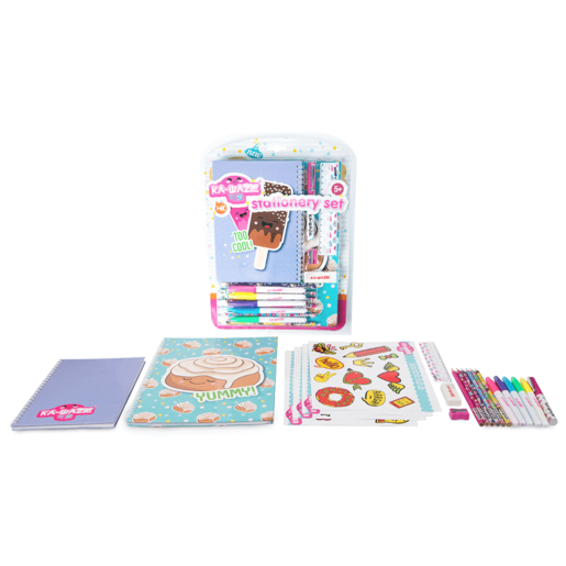 Ka Wazie Stationery Set