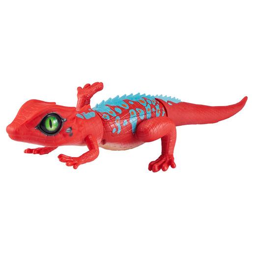 Robo Alive Lurking Lizard - Red By ZURU from TheToyShop