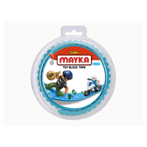 Mayka Tape - 2 Stud Light Blue 1 Metre