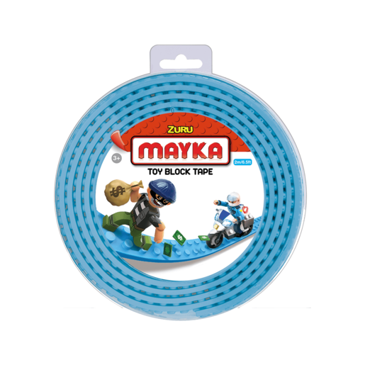 Mayka Tape - 2 Stud Light Blue 2 Metres