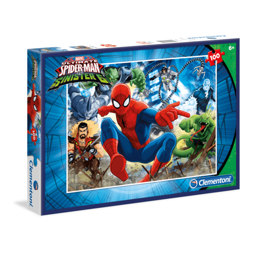Clementoni - Spider-Man And The Sinister Six Puzzle