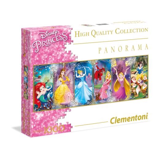 Clementoni - Disney Princess Panorama Puzzle