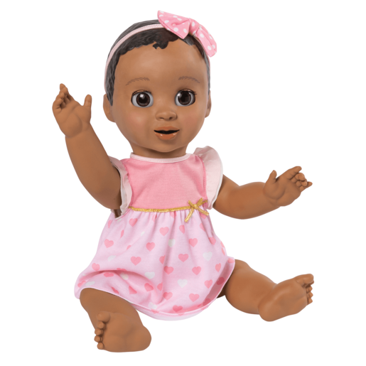 Luvabella Doll with Dark Brown Hair