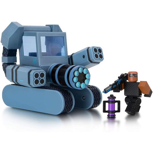 Roblox Tower Battles - ZED Vehicle