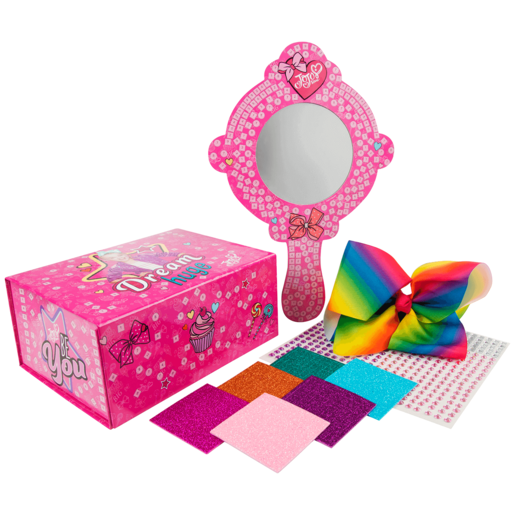 JoJo Bow Mirror Beauty Set