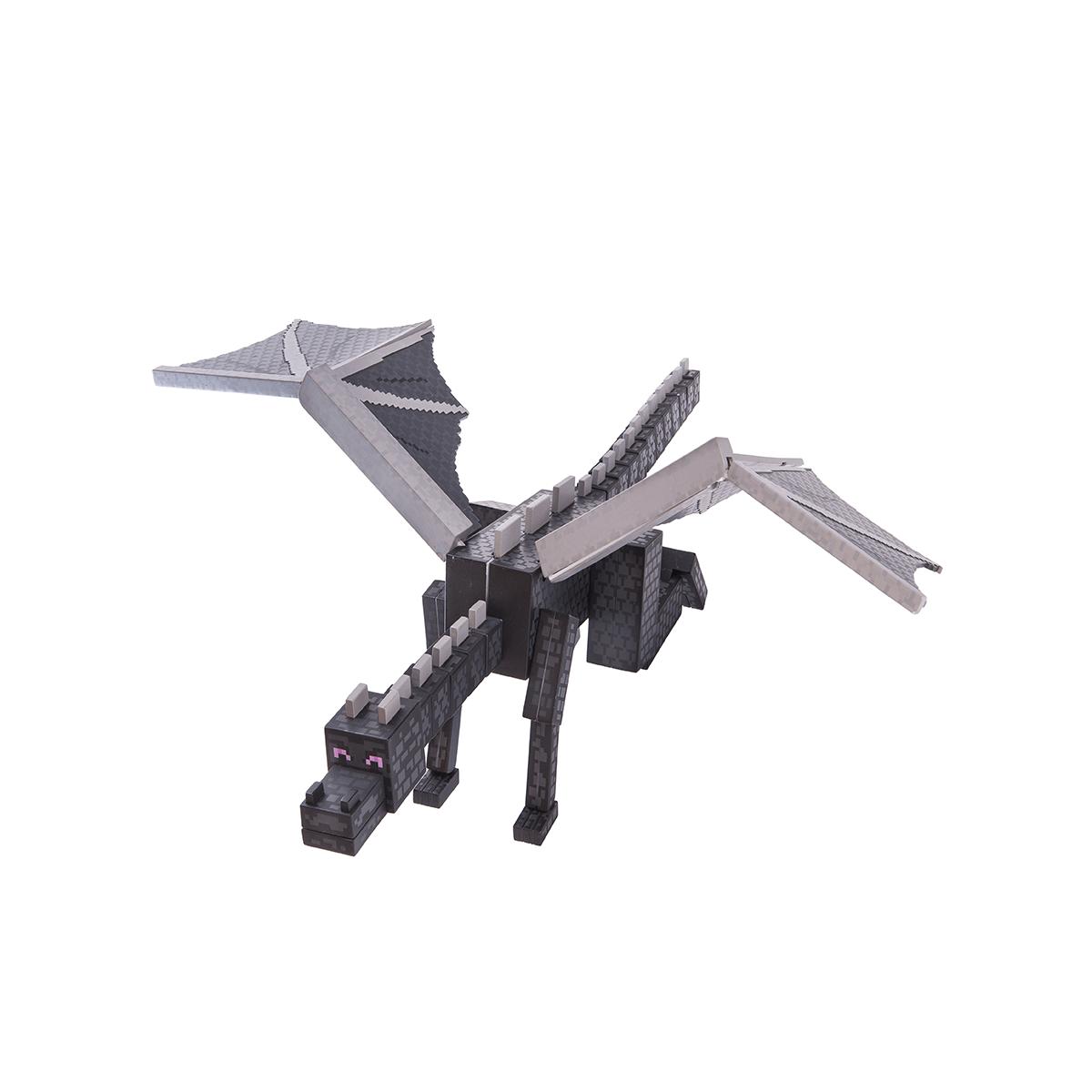 Toys & Games UK The Minecraft Ender Dragon Ender dragon Soft Plush