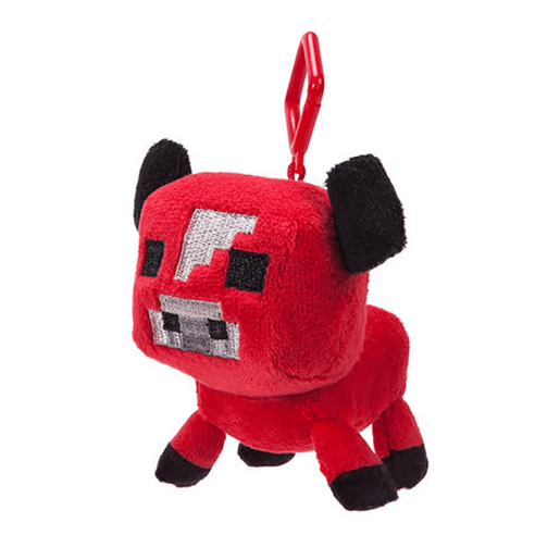 Minecraft Clip-on Soft Toy