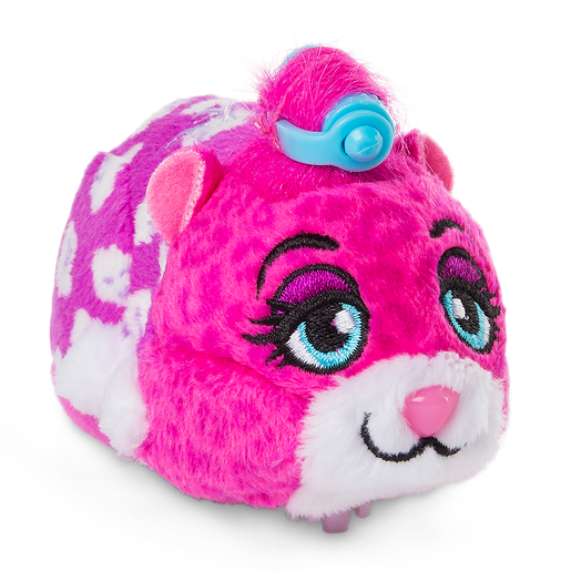 Zhu Zhu Pets Hamster - Roxie with Pattern