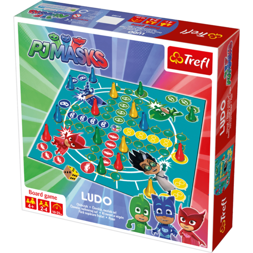 PJ Masks 4 in 1 Puzzle
