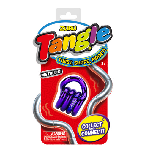 Tangle Metallic Fidget (Styles Vary)