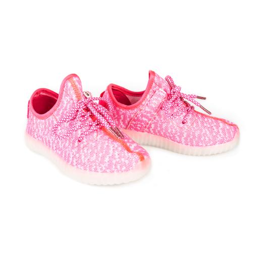 Light and Sole LED Pink Shoes - Size 5