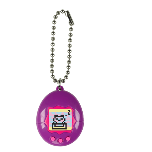 Tamagotchi - Purple And Blue