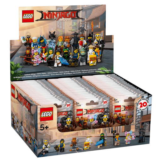 LEGO Ninjago Mini Figures Bundle