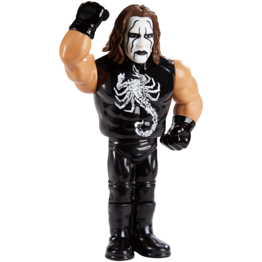 WWE Sting Retro App Action Figure