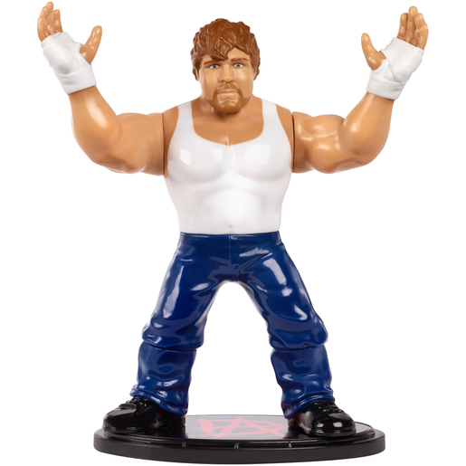 WWE Dean Ambrose Retro Action Figure