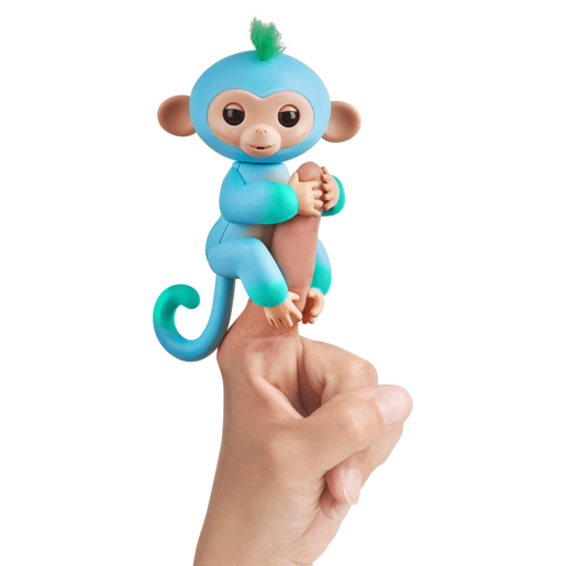Fingerling Two Tone Monkey - Charlie