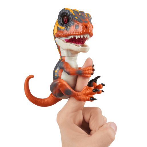 Untamed Raptor Dino - Blaze - by Fingerlings