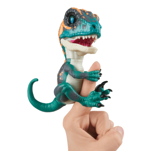 Untamed Raptor Dino - Fury - by Fingerlings