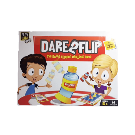Play & Win Dare 2 Flip Game