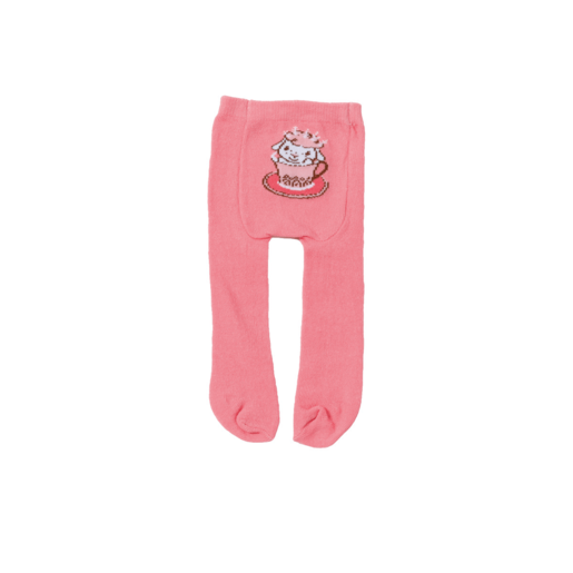 Baby Annabell Tights - Pink