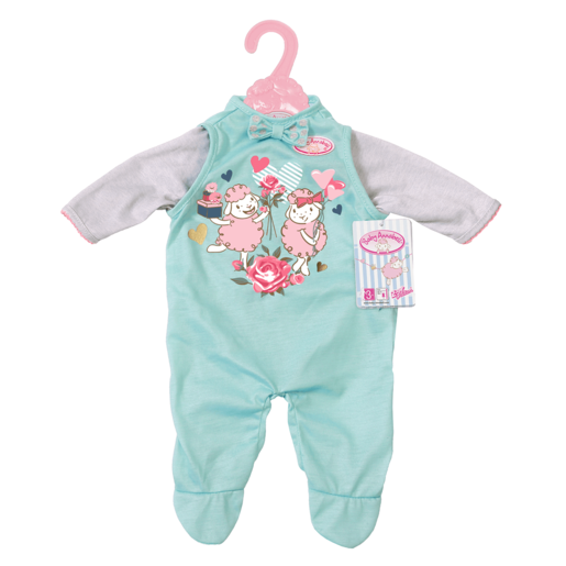 Baby Annabell Romper - Blue