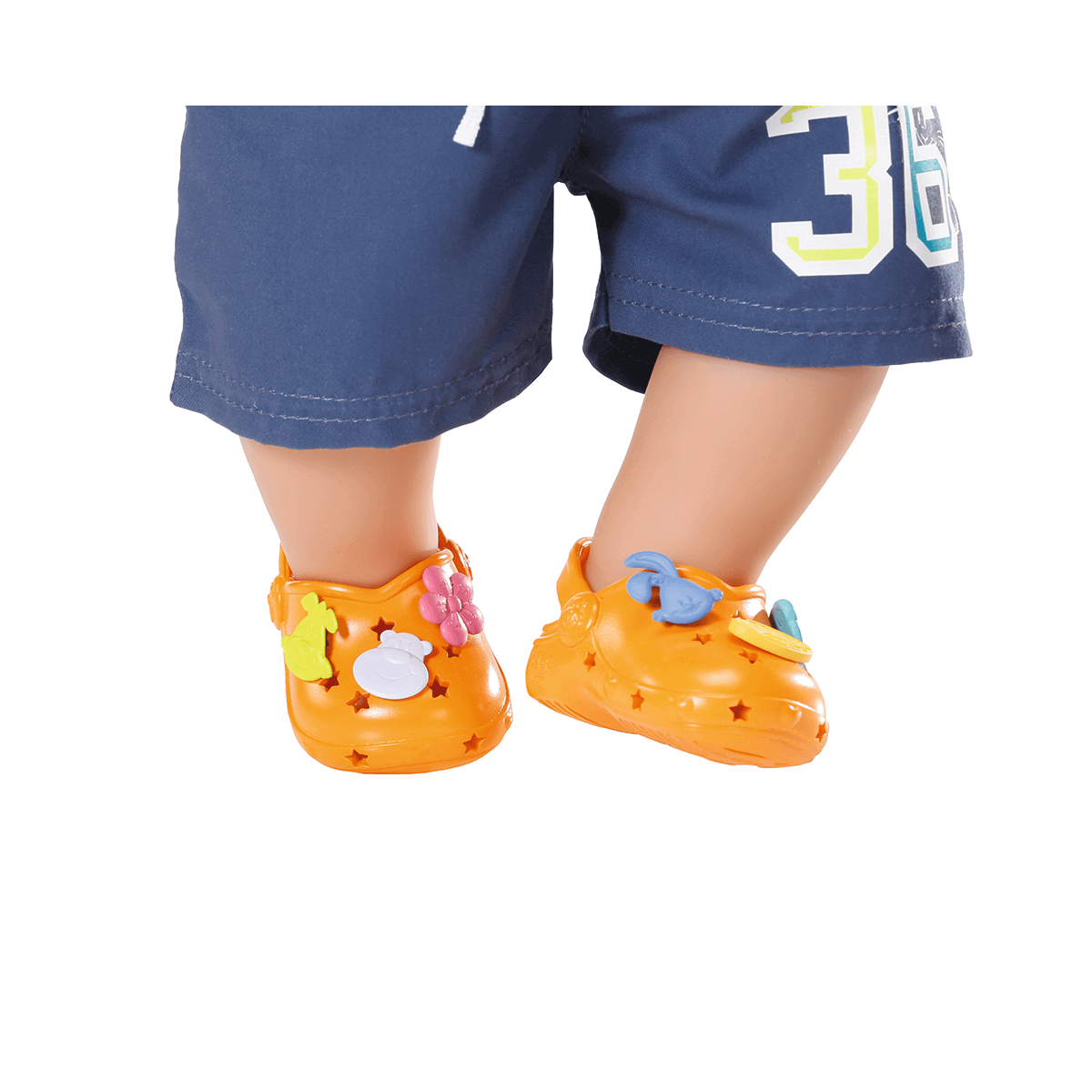 Baby Born Shoes Funny Pins Colours Vary The Entertainer