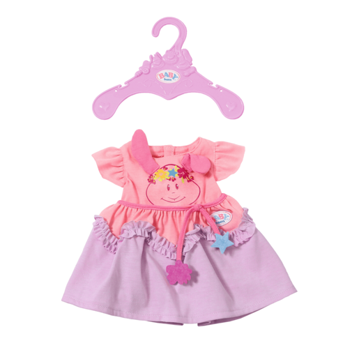 BABY Born Dress - Purple