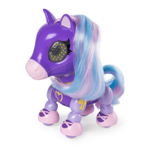 Zoomer Zupps Pretty Ponies - Lilac