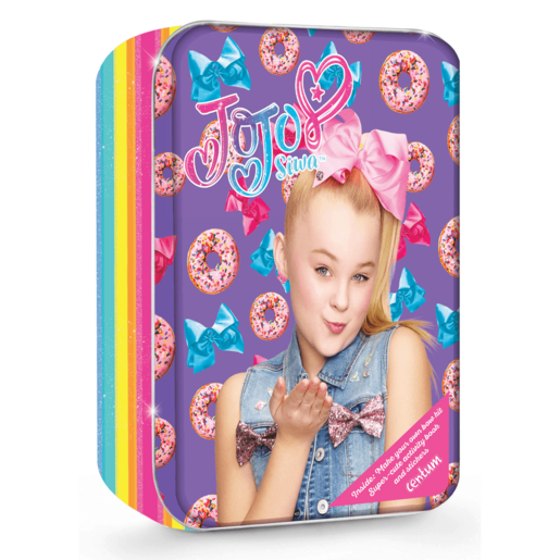 JoJo Tin of Bows