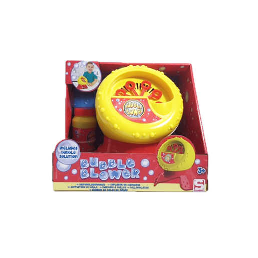 Bubble Blower Machine