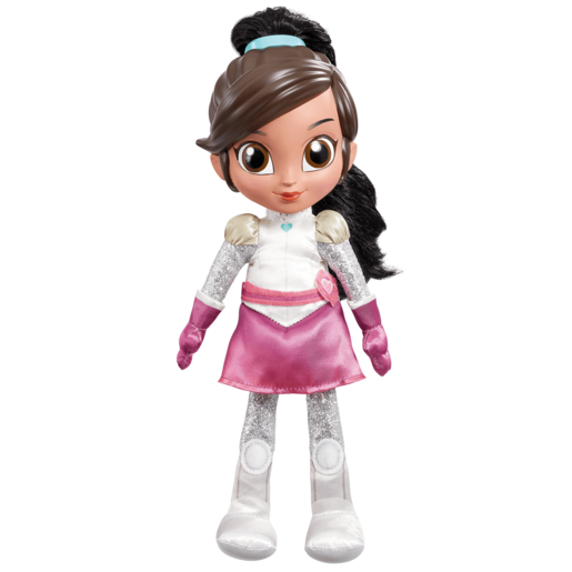 Nella The Princess Knight Talk & Sing Knight Nella Doll