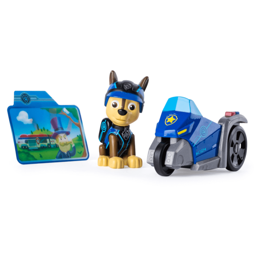 Paw Patrol Mission Paw Vehicle - Chase Three Wheeler from TheToyShop
