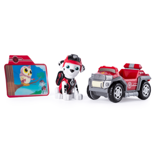 Paw Patrol Mission Paw Vehicle - Marshalls Rescue Rover