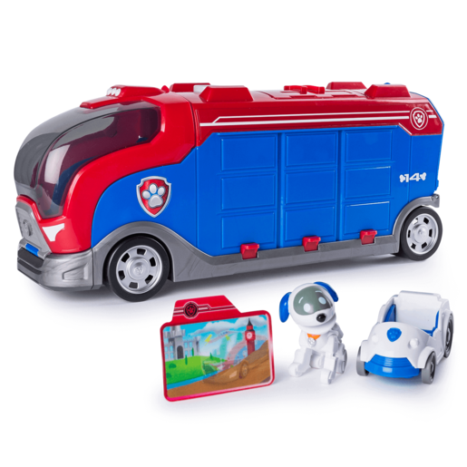 Paw Patrol Mission Paw - Mission  Cruiser from TheToyShop