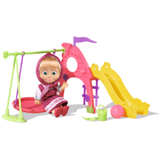 Masha And The Bear Playground Set