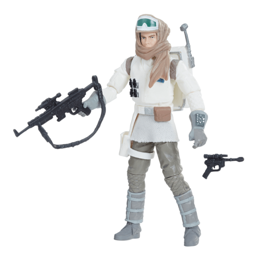Star Wars The Force Awakens 9cm Figure - Rebel Soldier (Hoth)