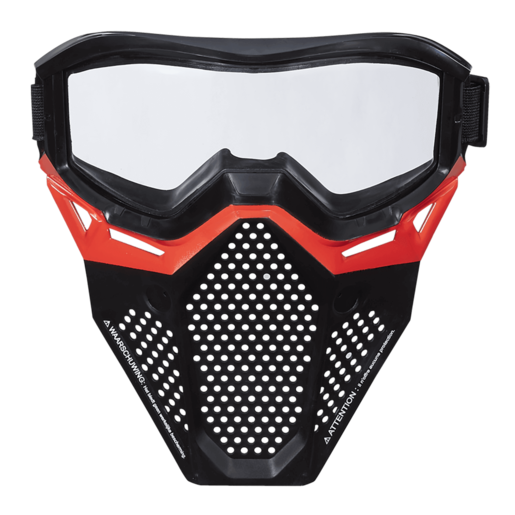 Nerf Rival Mask - Red