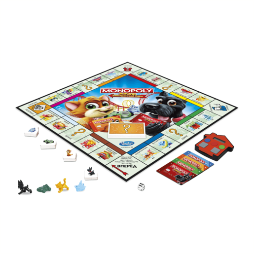 Monopoly Junior Game - Electronic Banking