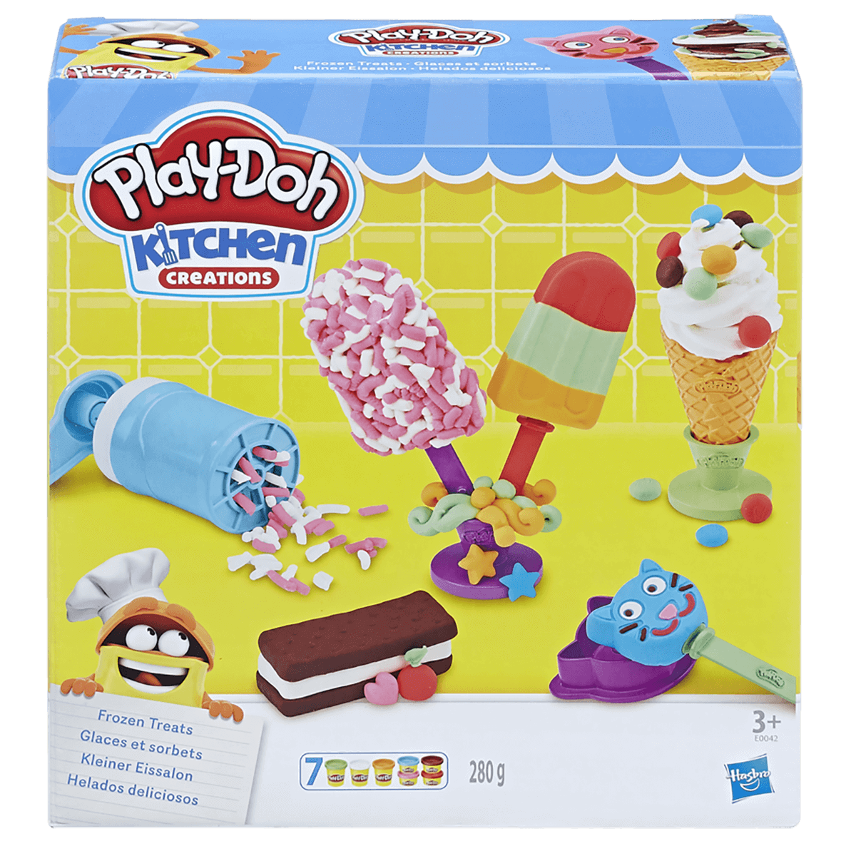 Play - Doh Kitchen Creations - Frozen Treats