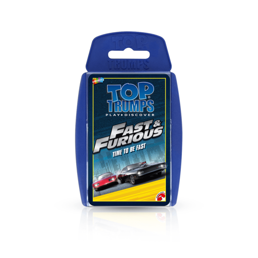 Top Trumps Fast & Furious