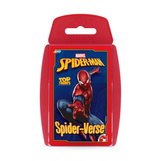 Top Trumps Spider-Man