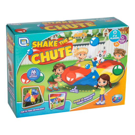 Jacks Shake The Chute Game
