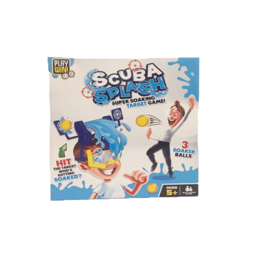 Scuba Splash Game