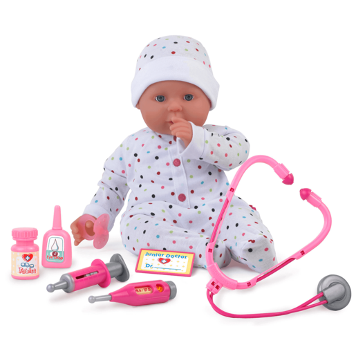 Dolls World 46cm Dolly Doctor