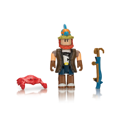 ROBLOX Celebrity Core Figure - Bootleg Buccaneers: Fisherman Joe